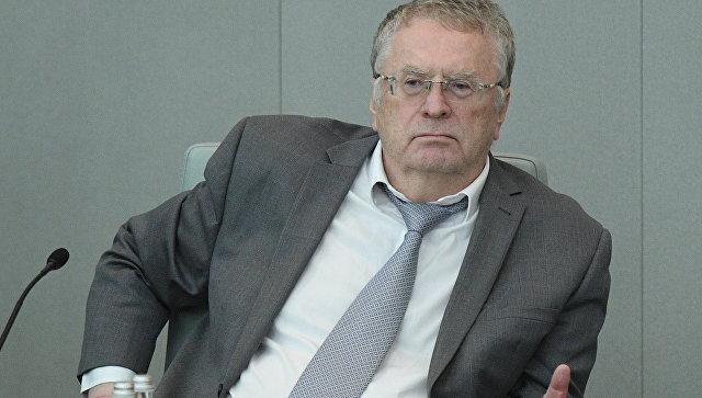 Жириновский заявил, что гото…