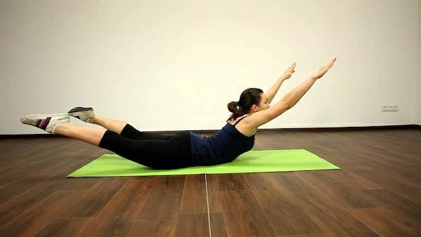 7 упражнений, которые творят чудеса с женским организмом.4