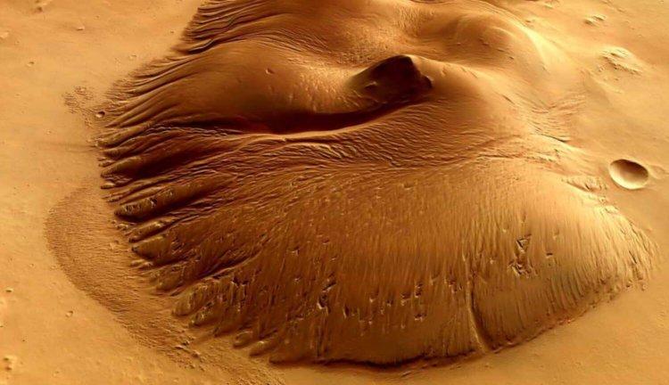 Марсианская почва