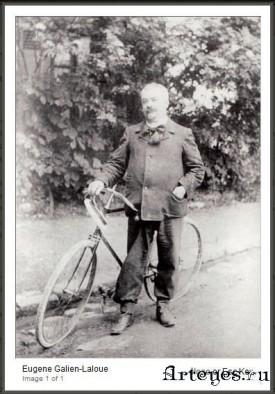 Париж Прекрасной Эпохи в работах Эжена Гальен-Лалу (Eugène Galien-Laloue; 1854–1941)