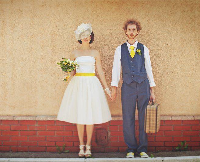 Уж замуж невтерпеж?