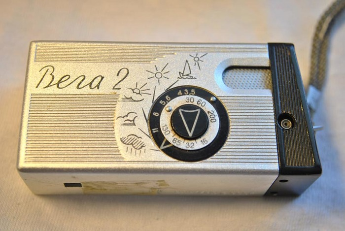 Самый «шпионский» фотоаппарат СССР