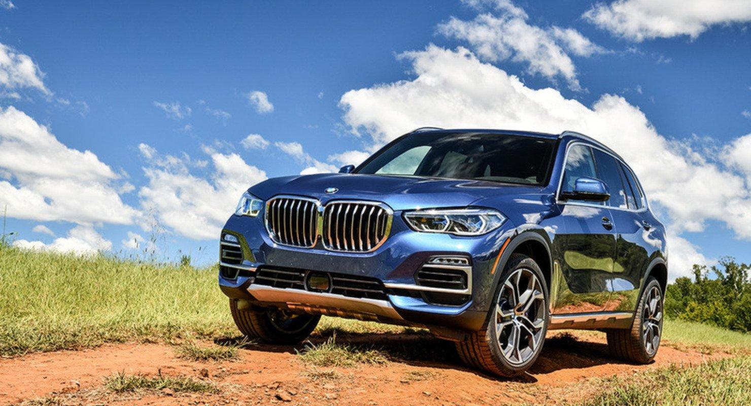 BMW X5 : глюки, стуки, крены и другие проблемы Автомобили