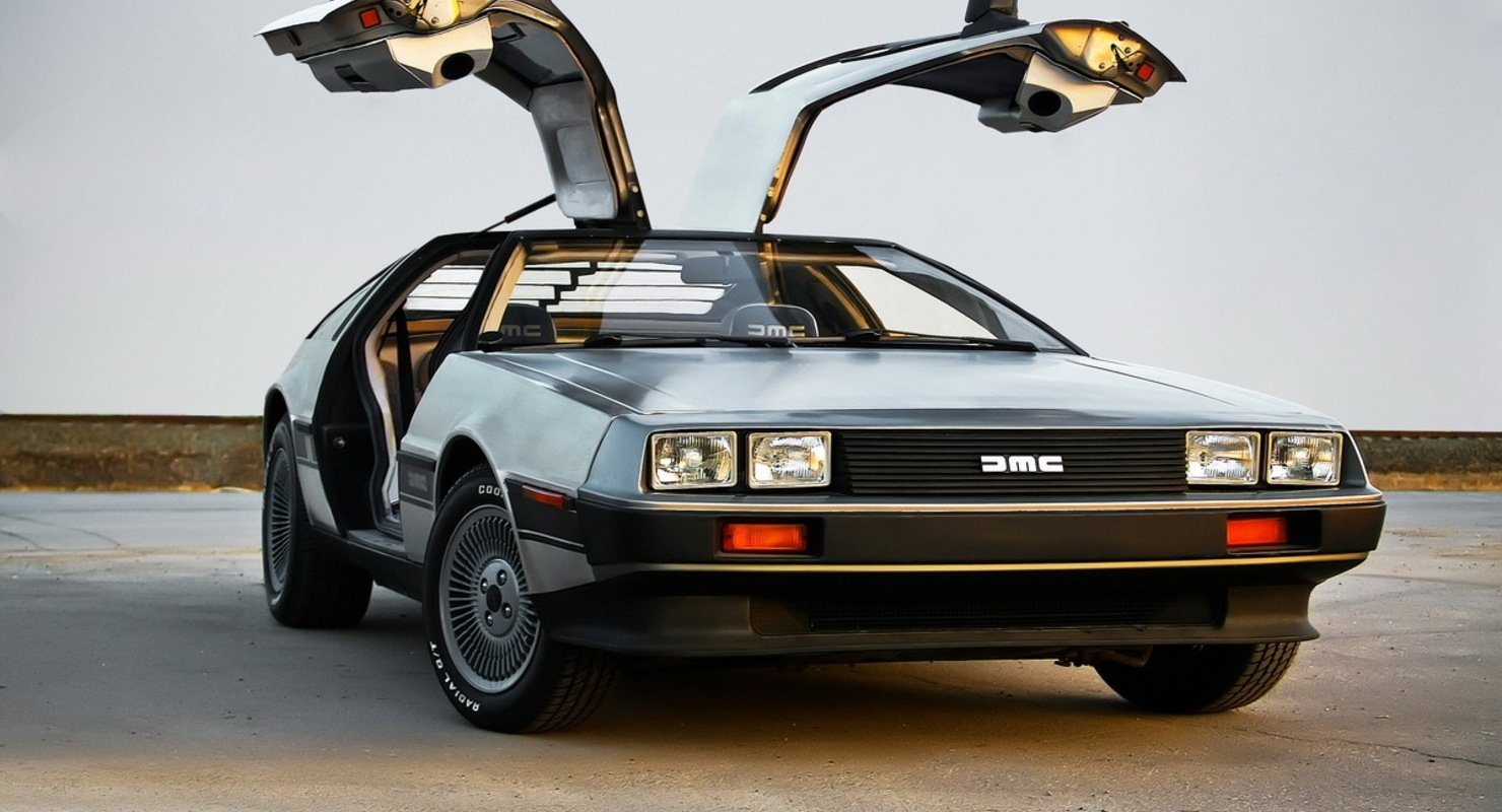 Представлен самый мощный DeLorean Автомобили