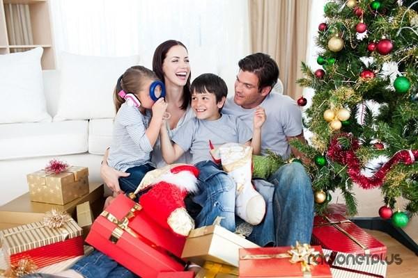 Новогодние игры и занятия для всей семьи