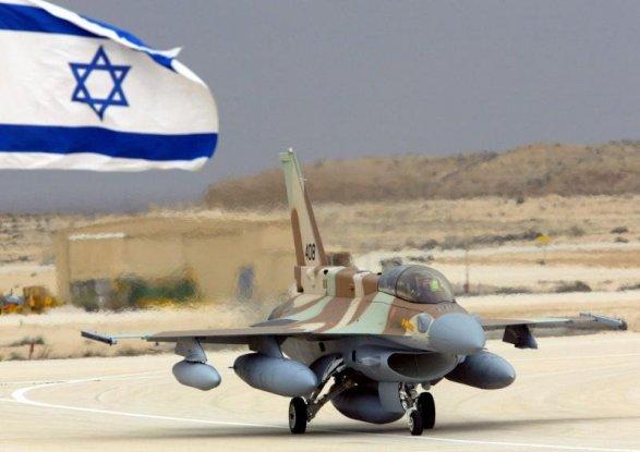 Sputnik: Израильская авиация…