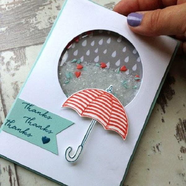 осенние открытки с днем рождения