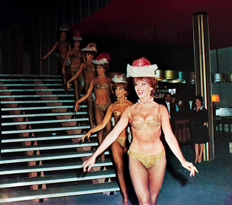 Это не Лас-Вегас! Это Народная Республика Болгария! Ночной бар Вариете в Слынчеве бряге, 1960-е гг.: СССР, болгария, быт, история, это интересно