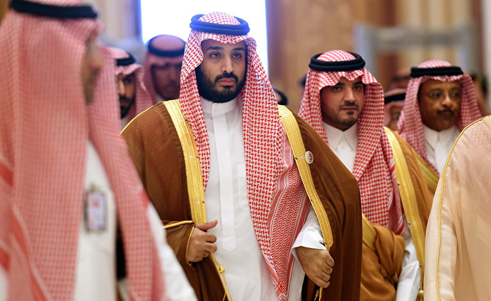 Принца Саудовской Аравии на …