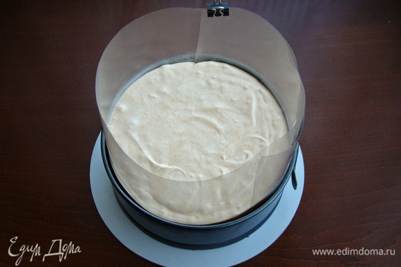 «Птичье молоко» из тыквы десерты,кулинария,торты