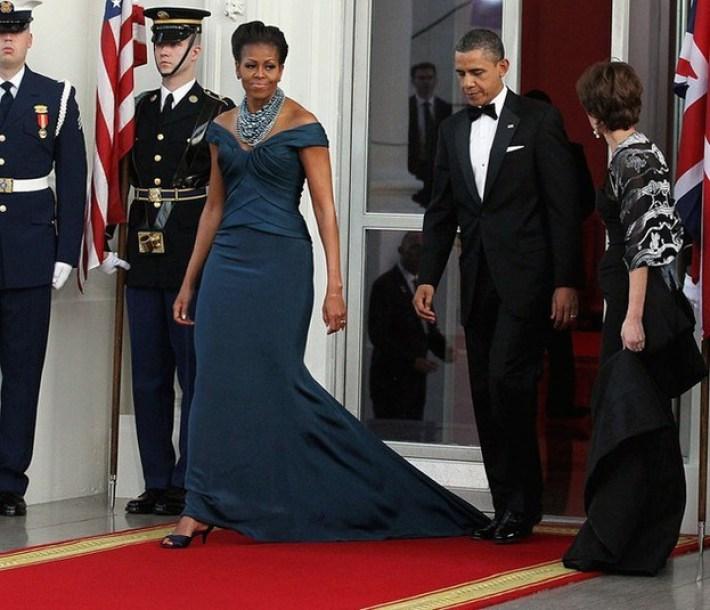 20+ Лучших Платьев Первой Леди США Мишель Обамы!