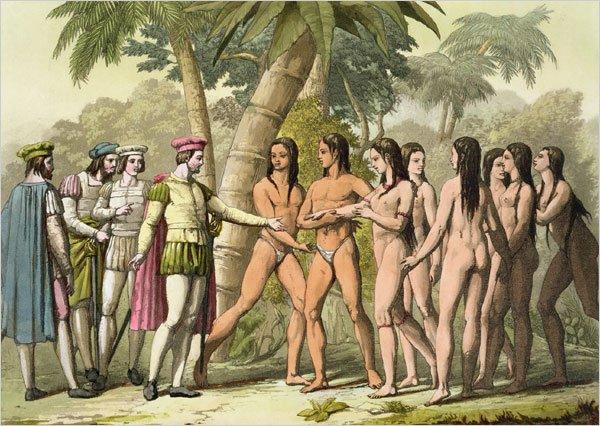 Худший секс-круиз в истории: как сифилис попал в Европу