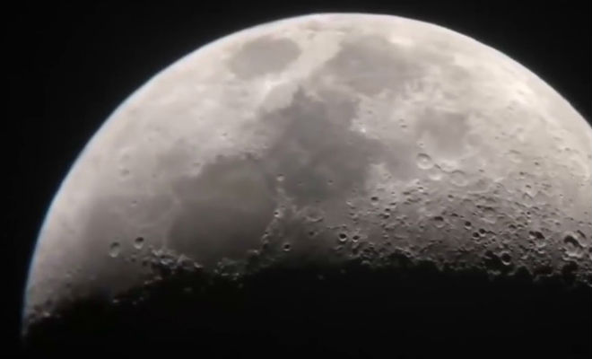 10 фактов о Луне