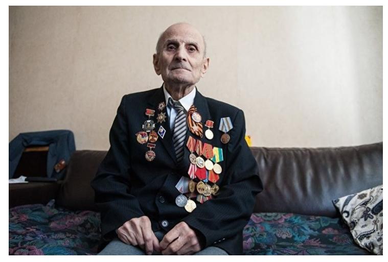 В Москве умер ветеран, которому не дали квартиру из-за «40 лишних сантиметров» в его однушке ветераны,власть,общество,Россия