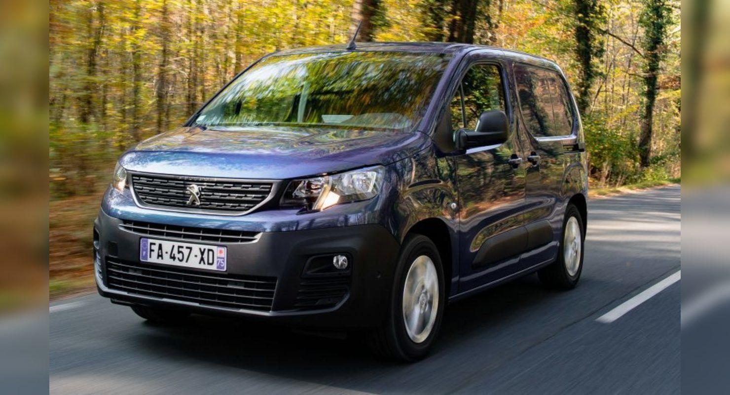 Peugeot начал продажи обновленного Partner российской сборки Автомобили