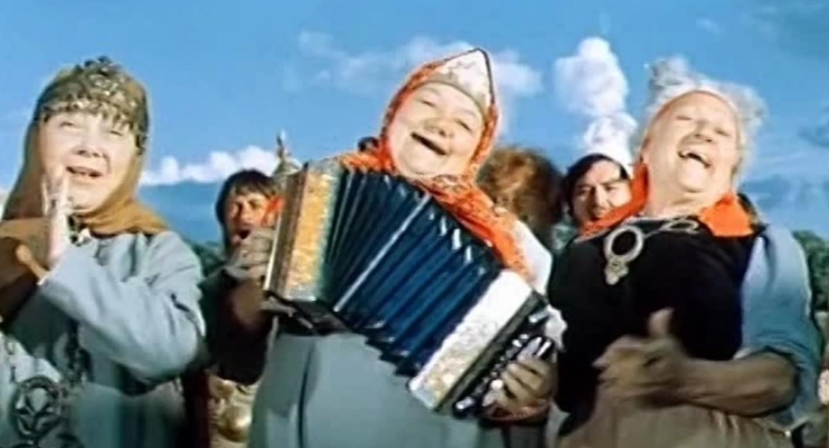 Актрисы, сыгравшие старушек-веселушек в сказке «Финист - Ясный сокол» история кино,кино,киноактеры,кинохроника,культура и искусство,легенды мирового кино,моровой кинематограф,ностальгия,отечественные фильмы,СССР,художественное кино