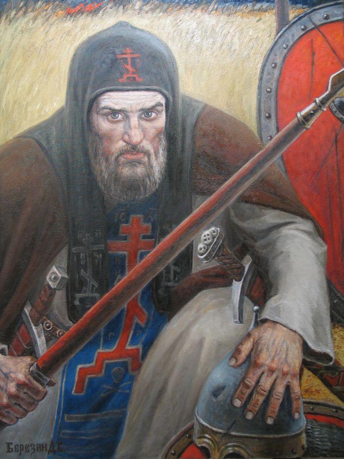 Российский художник. Дмитрий Березин