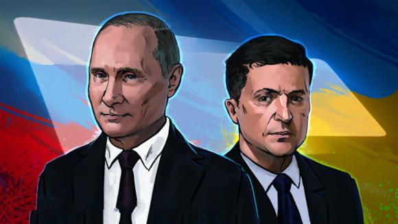 Британцы побоялись называть Зеленского Владимиром, чтоб не обидеть Путина новости,события,в мире,новости,политика