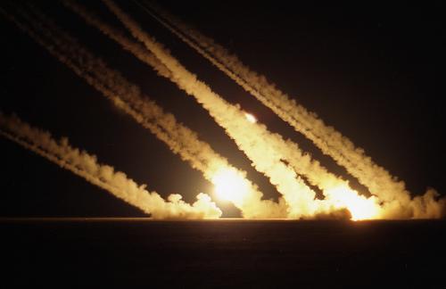 Наши ПВО сбили американские ракеты (ссылка на видео)