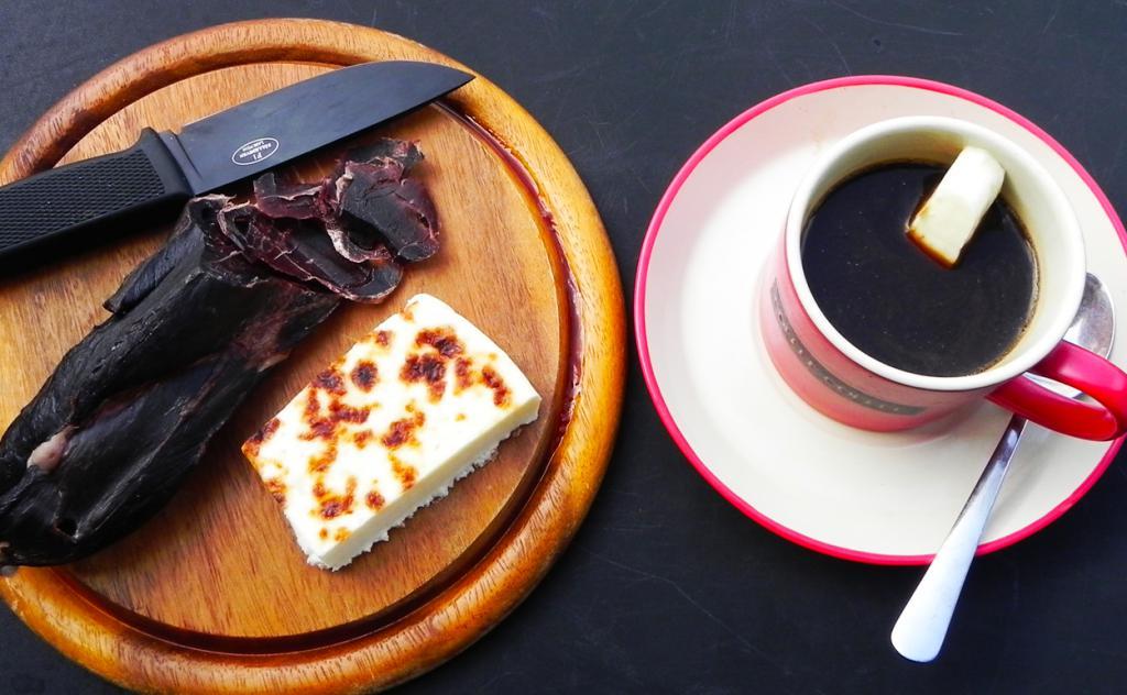 Кофе с сыром: рецепт с фото