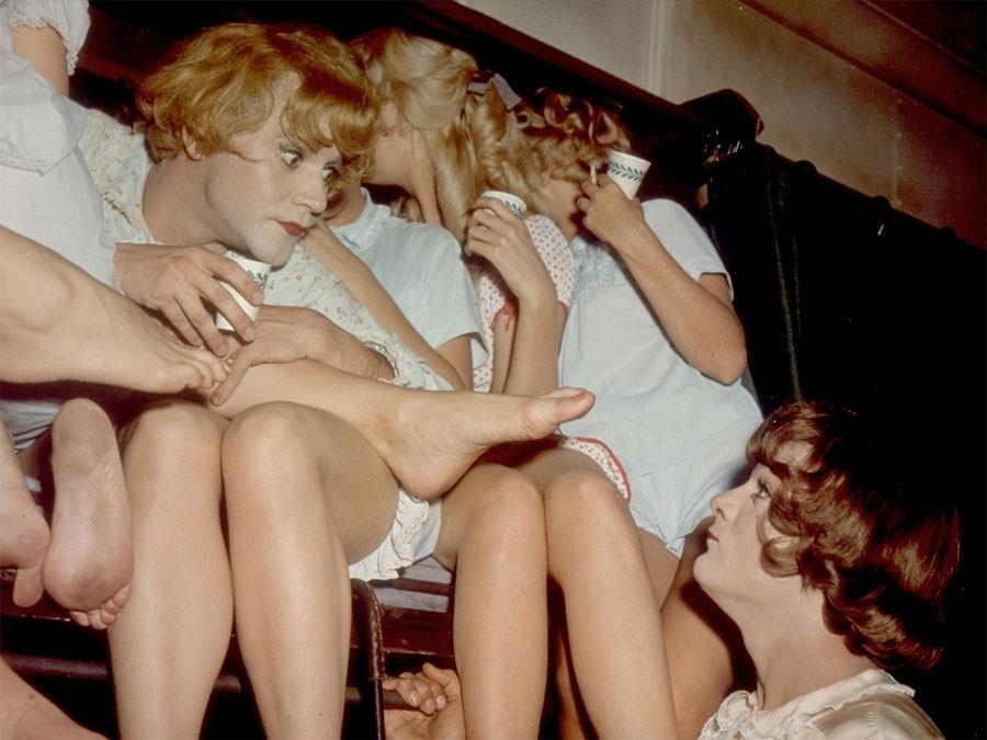 В джазе только девушки порнофильм — 5