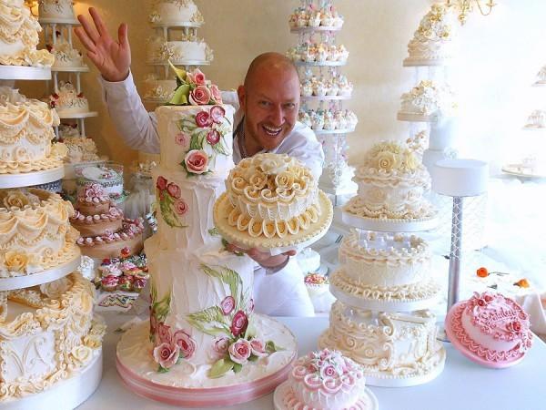 Может ли быть торт произведением искусства? дизайн торта, кулинария, мастер на вс е руки, рукоделие, своими руками