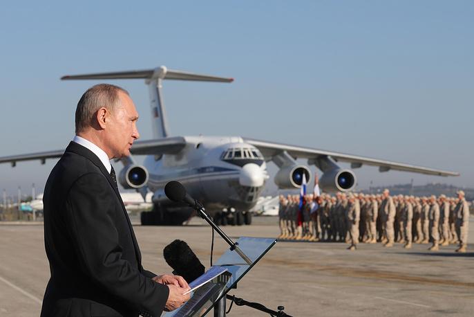 Михалков не видит альтернативы Владимиру Путину на выборах президента РФ