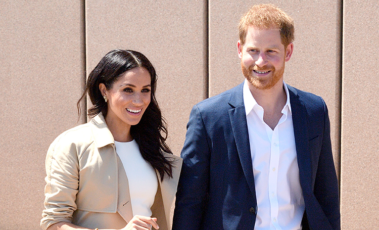 В гостях у принца Гарри и Меган Маркл: все об особняке пары в Санта-Барбаре Монархи,Британские монархи