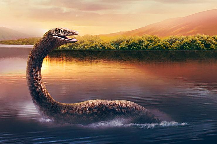 Ученые раскрыли природу Лох-Несского чудовища