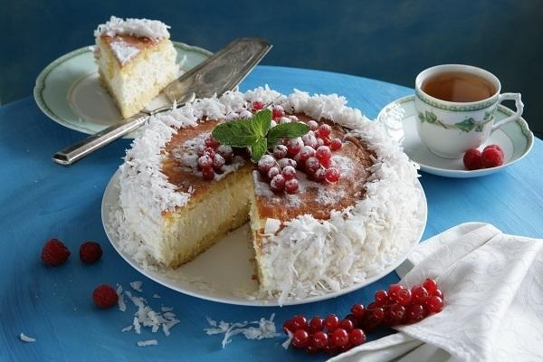 5 вкуснейших тортов для праздничного чаепития десерты,новогодние блюда,рецепты,сладкая выпечка,торты
