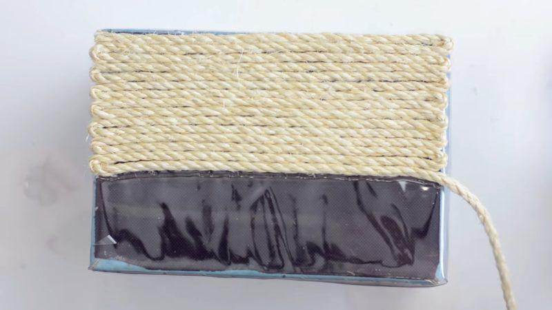 Простая техника создания корзин: ничего шить, плести и вязать не придется переделки,рукоделие,своими руками,сделай сам