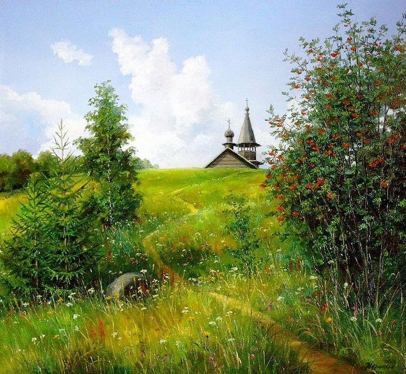 что современная живопись моя россия картинки полученному составу