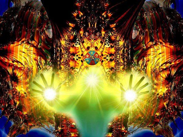 Места восполнения энергии для различных знаков зодиака