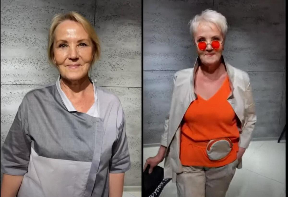 Образы женщин после 50, которые решились на перемены внешность,гардероб,красота,макияж,мода,мода и красота,модные образы,модные сеты,модные советы,модные тенденции,одежда и аксессуары,стиль,стиль жизни,уличная мода,фигура