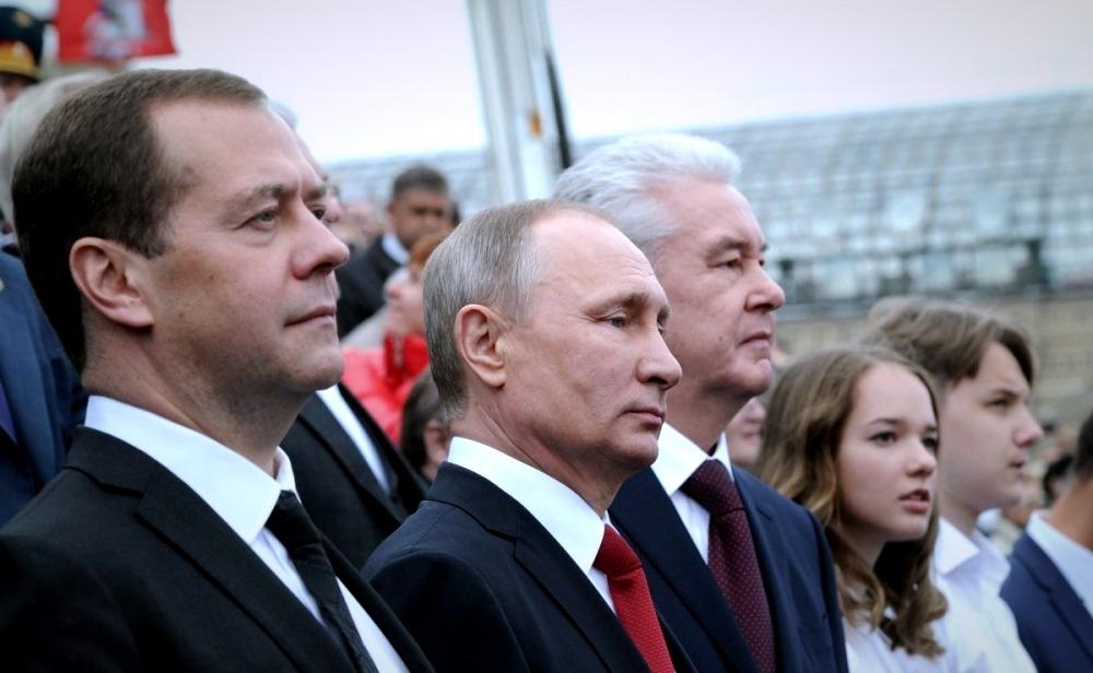 Россияне не примут Медведева преемником Путина