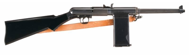 Лёгкий карабин S&W 1940: хотели как лучше оружие