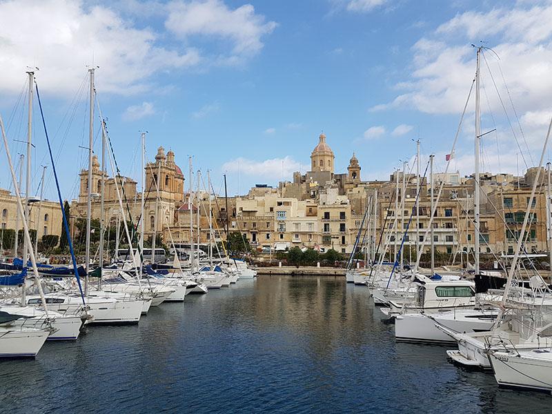 Витториоза. Маленький город на Мальте, который никто не смог победить… авиатур