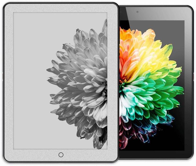 По стопам YotaPhone: готовится гибрид планшета и ридера Epad X с двумя экранами новости,планшет,статья