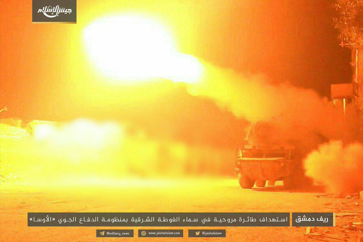 Российские вертолеты показали «убойную карусель» в Сирии