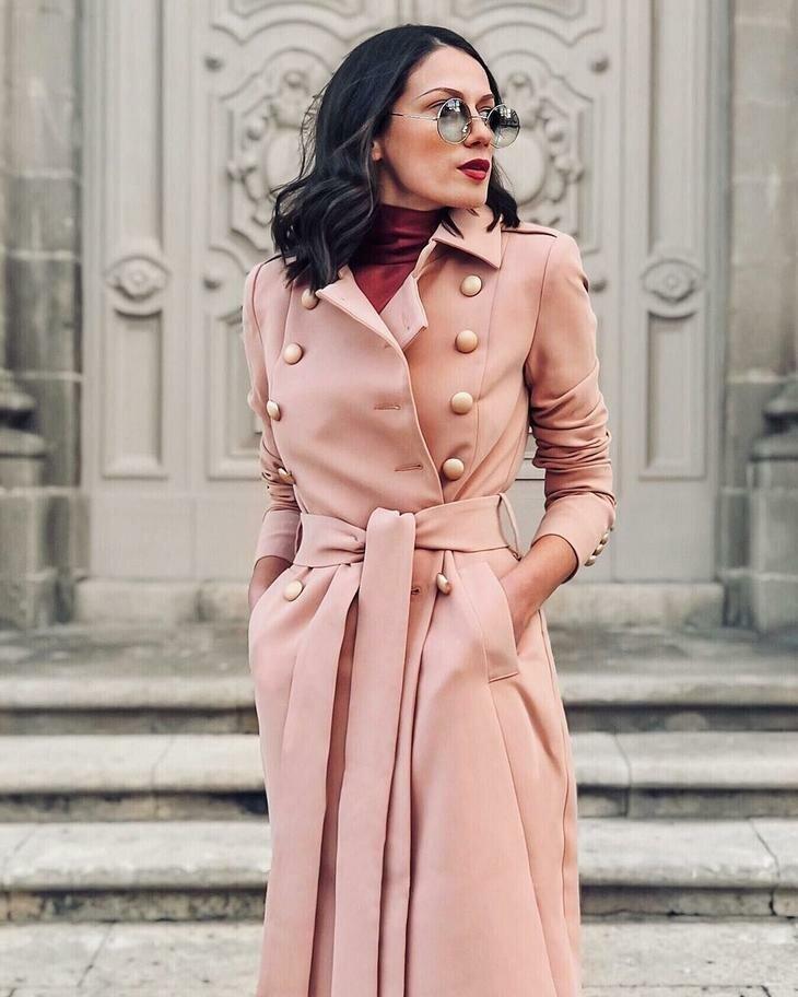 Стильные пальто для женщин 2020-2021: модные тенденции и фото-новинки