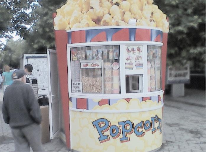 Бизнес на попкорне: купите вкусное лакомство и откройте прибыльное дело!