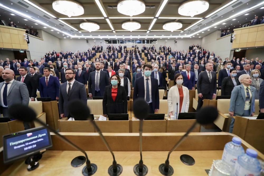Правительство не поддержало идею об ответственности избранных депутатов за невыполнение обещаний