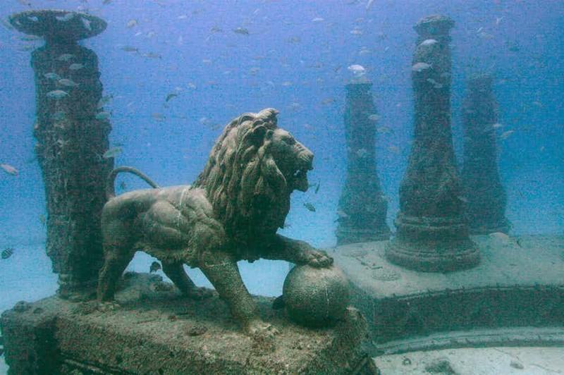 11. Статуи из золота атлантида, факт, цивилизация
