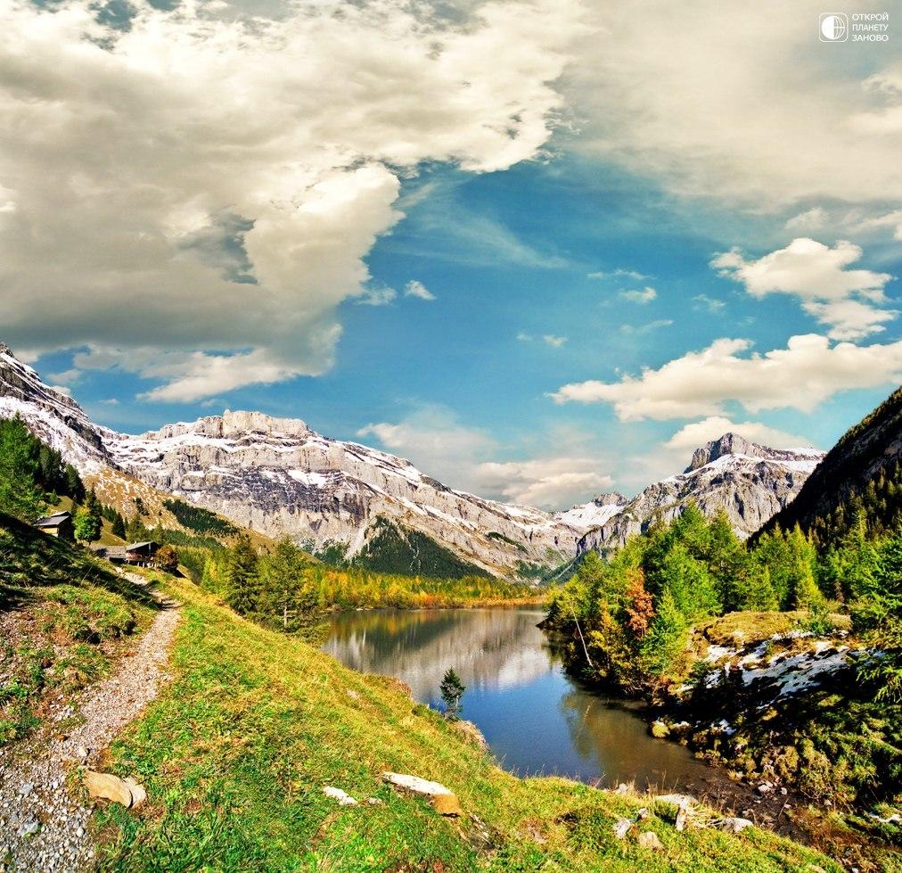 Швейцарские Альпы глазами фотографа Катарины Стефанович
