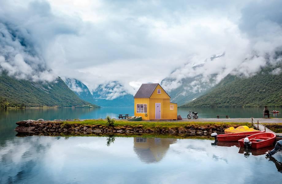 Как выглядит дом, который можно упаковать и взять с собой куда угодно