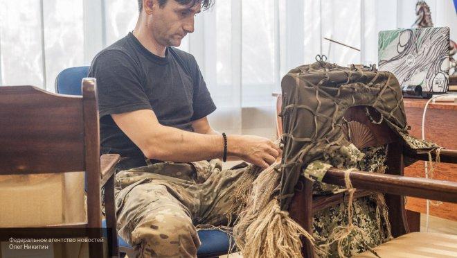 Украина использует в Донбассе неопытных снайперов как приманку – СМИ