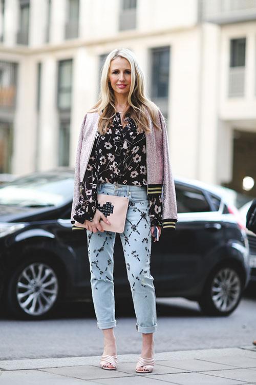 Лучшие Street Style образы Лондонской недели моды