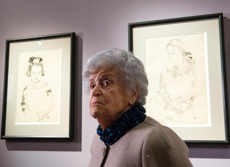 Президент Пушкинского музея Ирина Антонова умерла в 98 лет Звезды,Новости о звездах