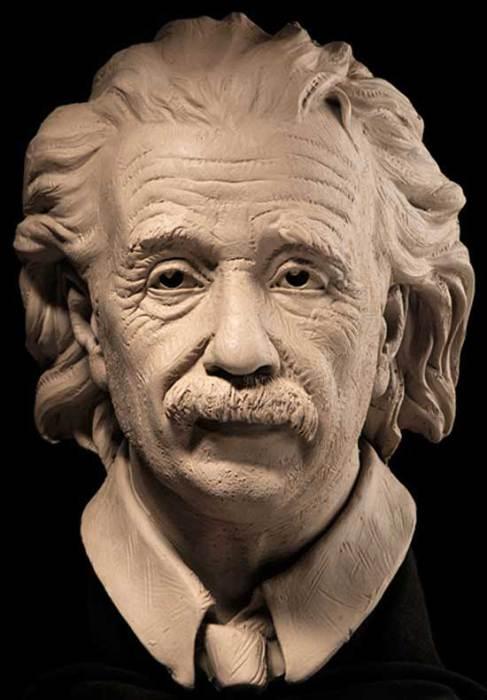 Эйнштейн.