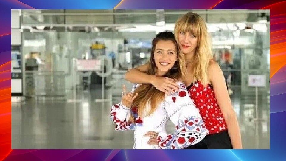 Любимые ведущие Орёл и решка Регина Тодоренко и Леся Никитюк